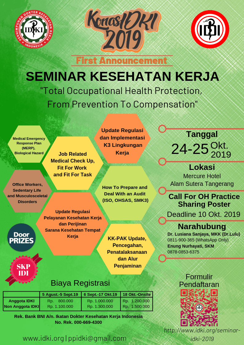 First Announcement Seminar Kesja IDKI 2019 min